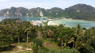 Blick auf Kho Phi Phi