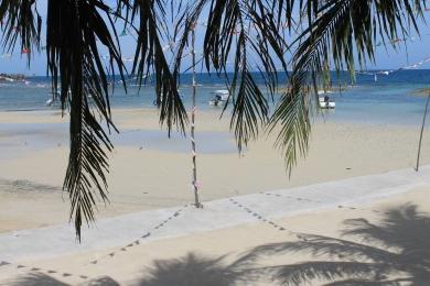 Strand auf Kho Panghan