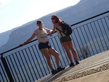 Ausblick auf die Blue Mountains